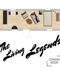 Grundriss Living Legends Version 1