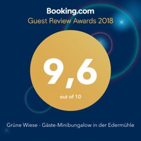 Booking.com Award 2018